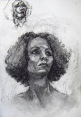 Portrait of Maria J. - click here to see an enlargement