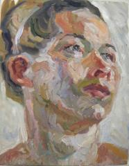 Portrait of Amy no. 3 - click here to see an enlargement