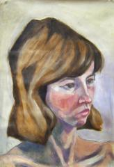 G.P. Portrait of Thea - click here to see an enlargement