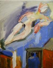 Reclining nude - click here to see an enlargement