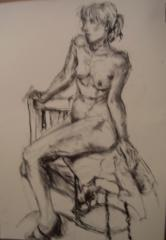Life Drawing - click here to see an enlargement