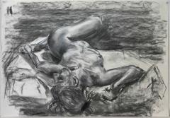 Reclining Nude 1 - click here to see an enlargement