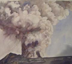 Volcano - click here to see an enlargement
