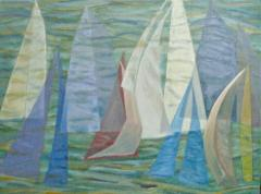 Yachts on the Water - click here to see an enlargement