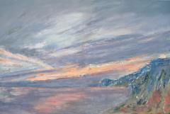 Lyme Bay Seascape - click here to see an enlargement