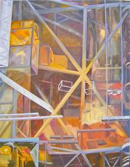 K.P. Space Structures no.1 - click here to see an enlargement