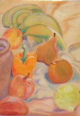 Yellow Still Life - click here to see an enlargement