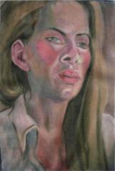 Portrait of Amy - click here to see an enlargement