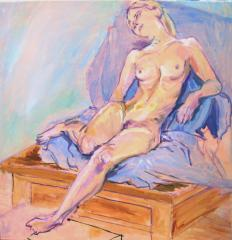 GP 1 Life Painting - click here to see an enlargement
