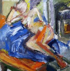 RH Reclining Nude no. 4 - click here to see an enlargement